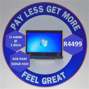»»»Dell Latitude E5510 With 12 Month Warranty«««