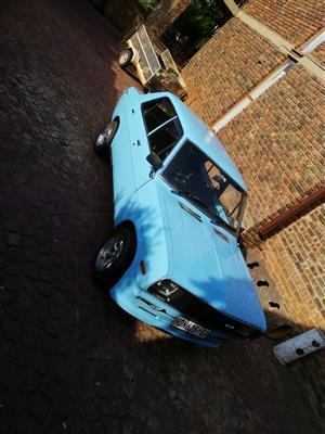 1972 Datsun Stanza
