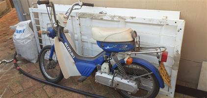 Classic Suzuki Fa 50 moped 1982