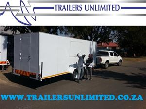 TRAILERS UNLIMITED. BIGGER AND BETTER.
