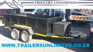 TRAILERS UNLIMITED. UTILITY TRAILER.