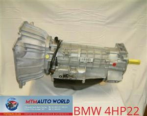 imported used BMW 4HP22, Complete second hand used gearboxes