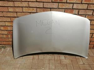 Renault Megane 2 Shake it Bonnet Sedan / Hatch