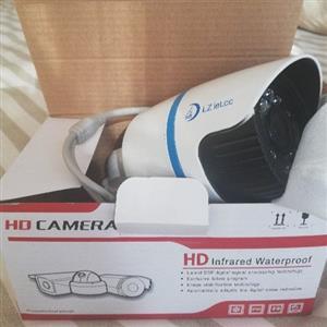 HD infrared waterproof cameras