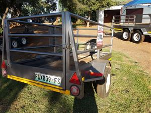 Single axis general purpose trailer for sale