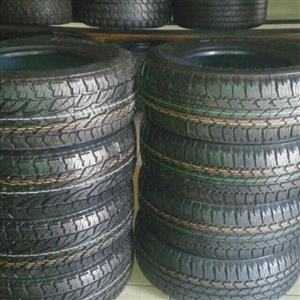 Bridges-tone Dueler A/T 265/65/17  brand new tyres