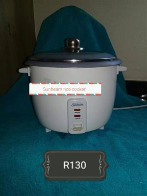 Sunbeam rice cooker for sale