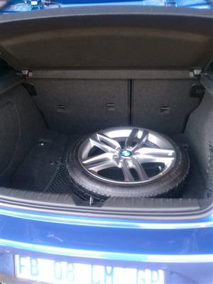 Remove Runflat fit a Space Saver Spare and save R6500