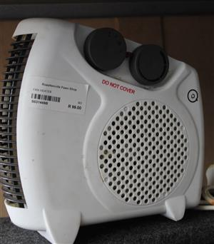 Fan heater S031449B #Rosettenvillepawnshop