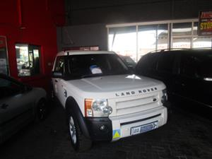 2008 Land Rover Discovery 3 TDV6 HSE