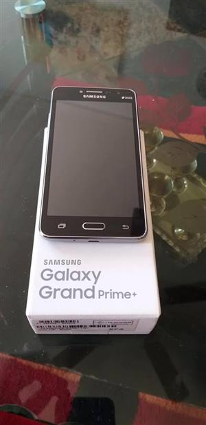Samsung Grand prime plus dual sim