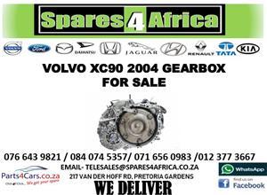 VOLVO XC90 2004 GEARBOX