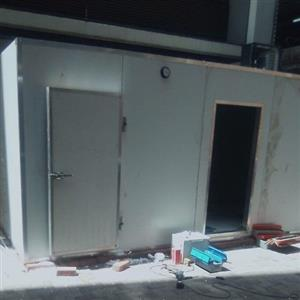 cold rooms & Freezer rooms and trailers