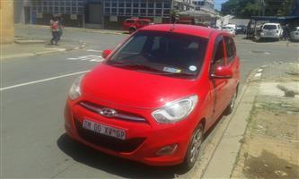 2012 Hyundai i10 1.1 Motion