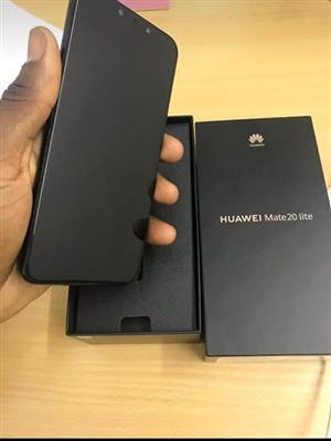 Huawei mate 20 lite black 64gb