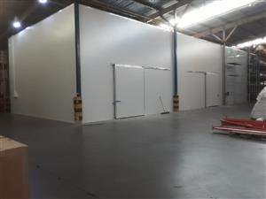 Suncool Manufacturing of Cold and Freezer Room