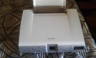 Printer, copier, and fax machine