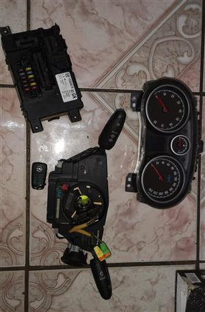 OPEL CORSA OPC 1.6 2008 USED LOCKSET FOR SALE