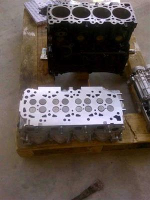 Nissan Navara 2.5dci Cylinder Head