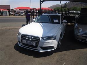 2014 Audi A4 1.4TFSI