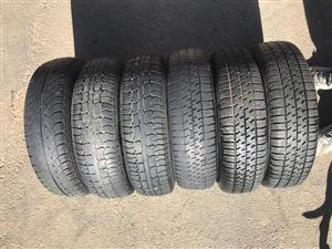 "Nissan 1400 LDV / Kia K2700 Bakkie 12"" Tyres"