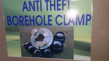 Anti Theft Borehole Clamp