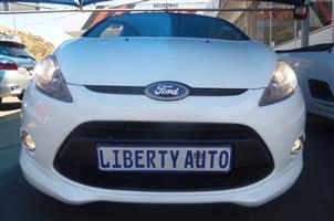 2012 Ford Fiesta 3 door 1.6 Titanium