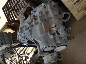 VW TRANSPORTER 4MOTION GEARBOX