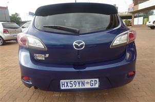 2012 Mazda 3 Mazda 1.6 Dynamic
