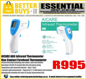 AICARE A66 Infrared Thermometer