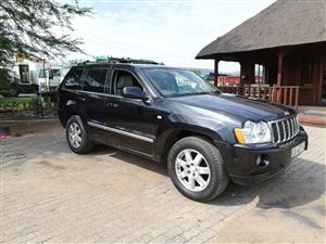 2007 Jeep Grand Cherokee 3.0L CRD Overland