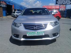 2013 Honda Accord 2.0 Executive automatic