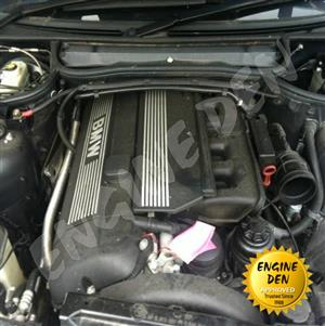 BMW E46 330i DIESEL 306D1 USED ENGINE