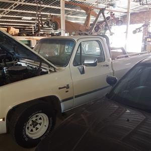 1980 Silverado C10