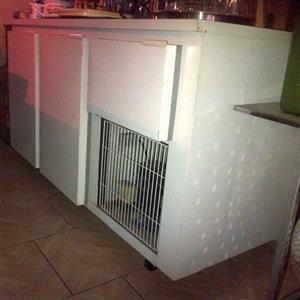 2 and a half door fridge