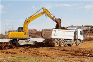 Demolition/Rubble removal etc....