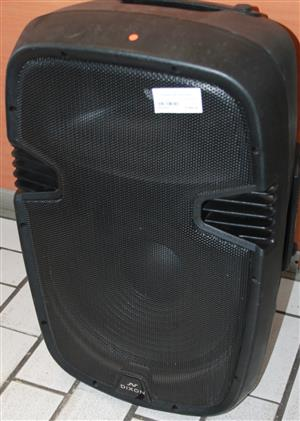 DJ Speaker S030502A #Rosettenvillepawnshop