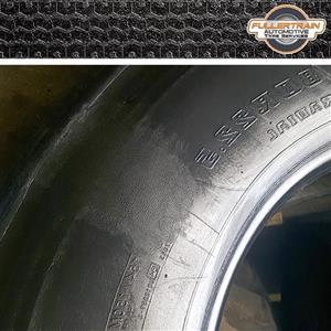 SERVICE: Tyre Repairs.