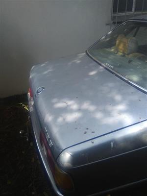 1987 BMW 7 Series 740i