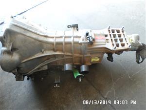 Hyundai H100 2.6 4x2 gearbox