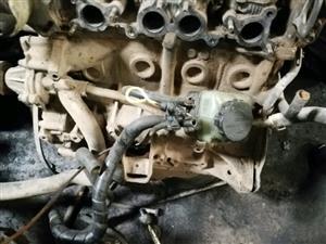 Mazda 2.6 G6 12v Engine