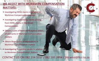 Workman Compensation Claim Investigations