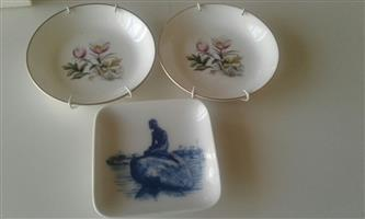 Royal Worcester Collectable plaques