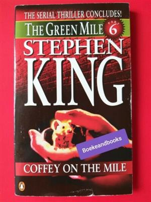 Coffey On The Mile - Stephen King - The Green Mile Part 6.