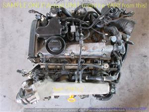 VOLKSWAGEN AWU 1.8L TURBO DOHC 20V Engine -NEW BEETLE