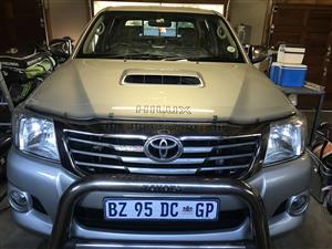 2012 Toyota Hilux double cab HILUX 3.0 D 4D RAIDER 4X4 A/T P/U D/C