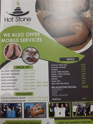 HotStone Day Spa