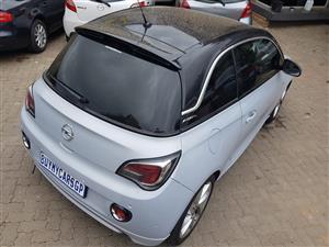 2013 Opel Adam 1.0T Jam