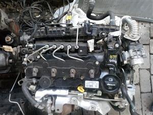Opel Mokka B16DTH engine for sale
