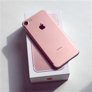 Iphone 7 Rosegold 32GB